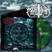 MARDUK - Nightwing ( Green Galaxy Vinyl)