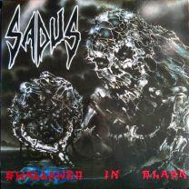 SADUS - Swallowed In Black (Splatter Vinyl)