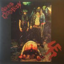 SHITFUCKER - Sex With Dead Body (Blood Splatter & Ultra Clear Vinyl)