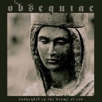 OBSEQUIAE - Suspended In The Brume Of Eos (Ultra Clear w/ Kelly Green Splatter Vinyl)