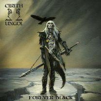 CIRITH UNGOL - Forever Black (Red/Black Marbled Vinyl)