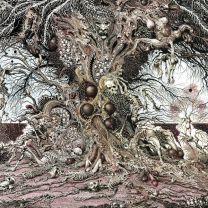 ULTHAR - Providence (white/silver merge w/oxblood/purple brown splatter vinyl)