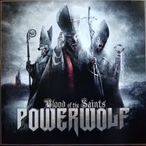 POWERWOLF - Blood Of The Saints (Black Vinyl)