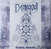 DEMIGOD - Unholy Domain (Silver Vinyl)