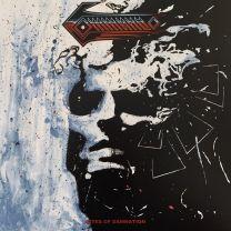 COMMANDO - Rites Of Damnation (Blood Red Vinyl)