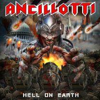 ANCILLOTTI - Hell On Earth (Red Vinyl)