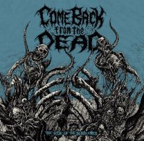 COME BACK FROM THE DEAD - The Rise Of The Blind Ones (Tri-Colour Merge With Splatter Effect Vinyl)