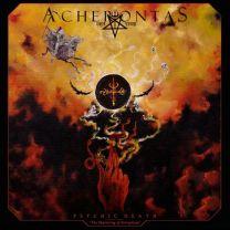 "ACHERONTAS - Psychic Death ""The Shattering Of Perceptions"" (1 Red Vinyl + 1 Black Vinyl)"