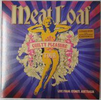MEAT LOAF - Guilty Pleasure Tour - Live From Sydney Australia (2x lp + Dvd)