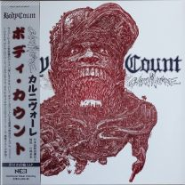 BODY COUNT - Carnivore (White With Red Splatter Vinyl)