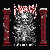 MASTER - Alive in Athens (Red Vinyl)