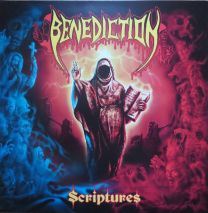BENEDICTION - Scriptures (Clear Vinyl)