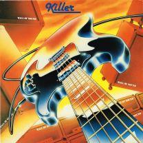 KILLER - Wall Of Sound (Red vinyl)