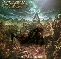 SEPULCHRAL CURSE - Only Ashes Remain (Variant #3)