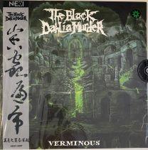 THE BLACK DAHLIA MURDER - Verminous (Black With Green & Silver Splatter Vinyl)