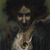 AKHLYS - The Dreaming I (Swamp Green and Bone Merge w/ Yellow Splatter Vinyl)