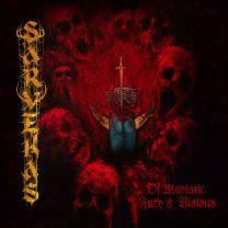 SARVEKAS - Of Atavistic Fury And Visions (Red Vinyl)