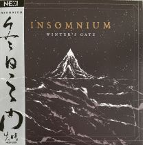 INSOMNIUM - Winter's Gate ( Black and White Splatter Vinyl) china