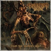PAGANIZER - ...From The Reapers Vault...(Bronze/Gold Vinyl)