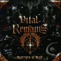 VITAL REMAINS - Horrors Of Hell (Black Vinyl)