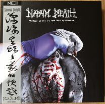 NAPALM DEATH - Throes Of Joy In The Jaws Of Defeatism (Pink/Black Haze Vinyl)