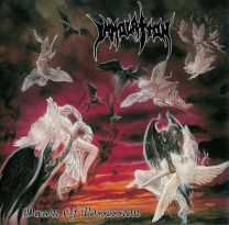 IMMOLATION - Dawn Of Possession (Transparant Purple Vinyl)