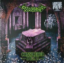 GORGUTS - Considered Dead (Red Vinyl)