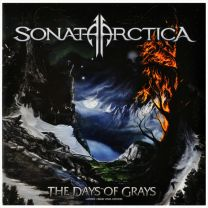 SONATA ARTICA - The Days Of Grays (Grey w/ White & Black Splatter Vinyl)