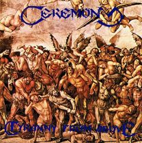 CEREMONY - Tyranny From Above (Pink vinyl)