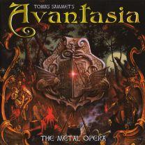 TOBIAS SAMMET'S AVANTASIA - The Metal Opera (Gold Vinyl)