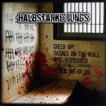 HALBSTARKE JUNGS/THE WARRIORS - Halbstarke Jungs / The Warriors