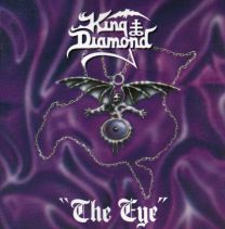 KING DIAMOND - The Eye (Aubergine Marbled Vinyl)
