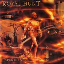 ROYAL HUNT - Paper Blood (Orange Vinyl)