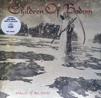 CHILDREN OF BODOM - Halo Of Blood (White vinyl)