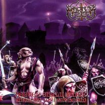 MARDUK - Heaven Shall Burn... When We Are Gathered ( Purple Galaxy Vinyl)
