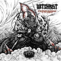 WITCHRIST - The Grand Tormentor (Red Vinyl)