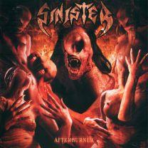 SINISTER - Afterburner (Brown Vinyl)