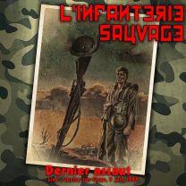 L'INFANTERIE SAUVAGE - Dernier Assaut - Live À Juvisy-sur-Orge, 9 Juin 1984 (Silver vinyl)