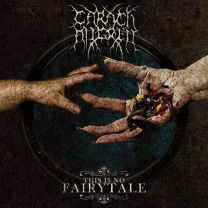 CARACH ANGREN - This Is No Fairytale (gold & black mixed vinyl )