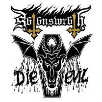SATAN'S WRATH - Die Evil (white vinyl)