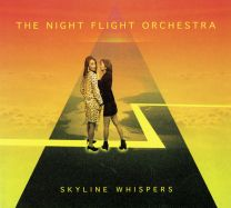 THE NIGHT FLIGHT ORCHESTRA - Skyline Whispers (Rainbow Vinyl)