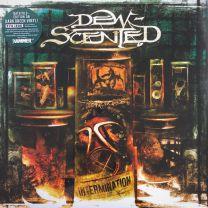 DEW SCENTED - Intermination (Dark Green Vinyl )