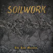 SOILWORK - The Ride Majestic (Blue Vinyl)