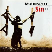 MOONSPELL - Sin / Pecado (White vinyl) (Limited Band Edition)