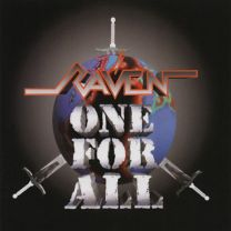 RAVEN - One For All ( Purple vinyl)