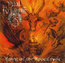 VITAL REMAINS - Dawn Of The Apocalypse (Orange/Gold Swirl Vinyl)
