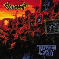 GORGUTS - The Erosion Of Sanity (Transparant Red Vinyl)