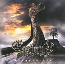 ENSIFERUM - Dragonheads (Black/Gold/Purple Splatter Vinyl) japan