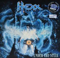 HEXX - Under The Spell (Blue with Black Swirl Vinyl)