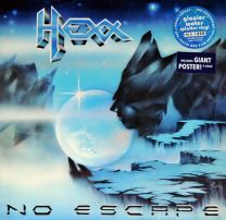 HEXX - No Escape (Glacier water splatter vinyl)